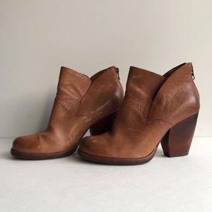 Kork-Ease Leather Castaneda Boot